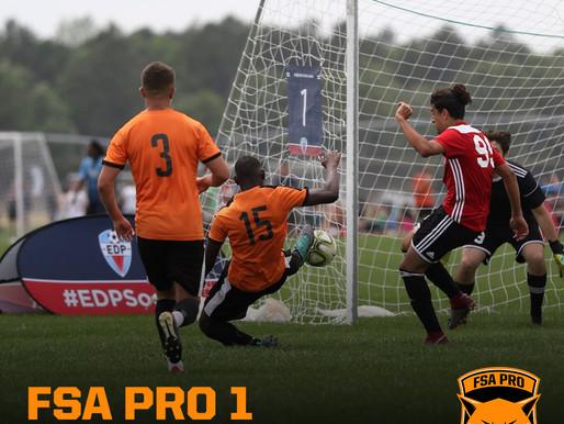 FSA PRO - Toronto FC 1-0 (Friendly Match)