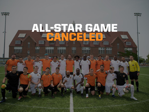 All-Star Game Cancellation Notice
