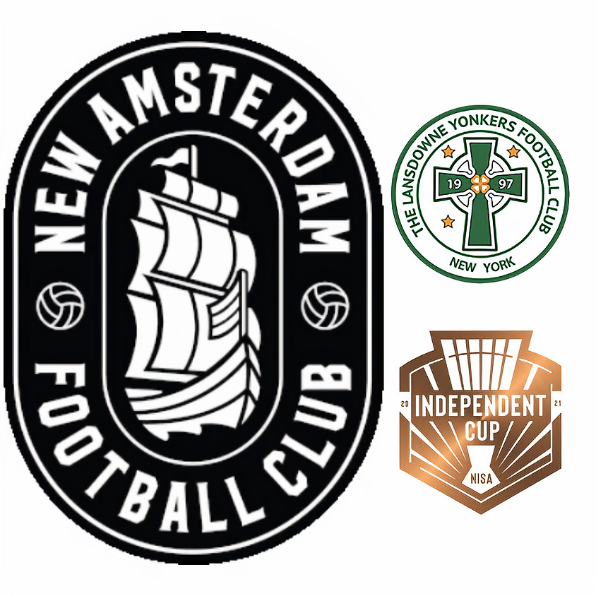 New Amsterdam FC vs Lansdowne Yonkers FC