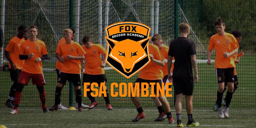 FSA Combine U15-U18