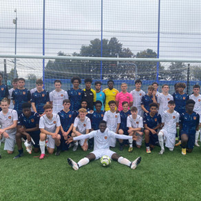 FSA PRO London & Leicester Showcasing Talent at Leicester City FC Training Ground