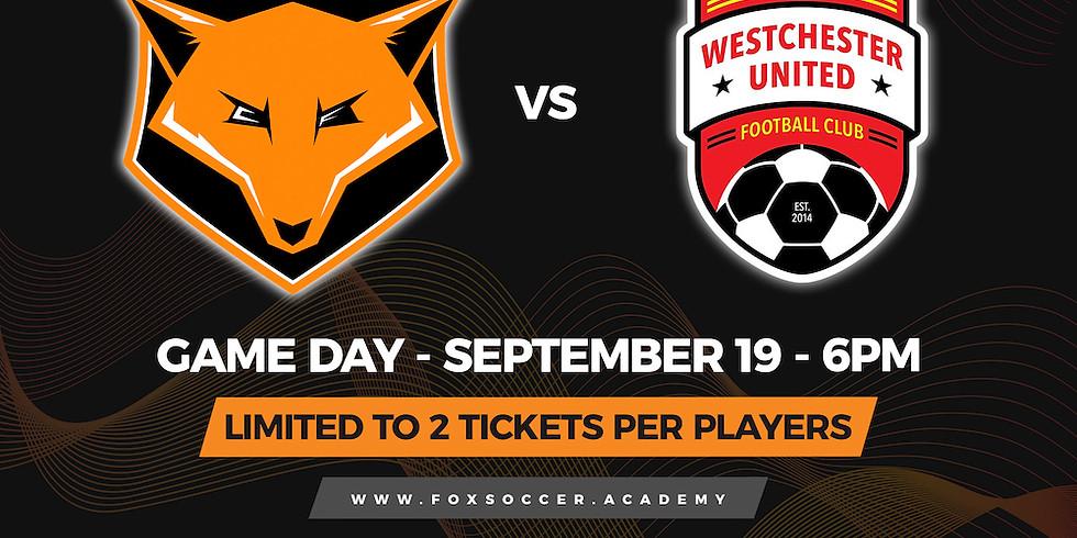 FSA PRO vs Westchester United FC