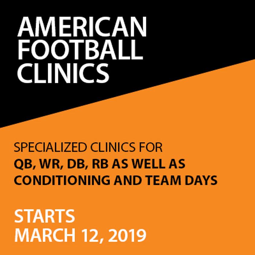 American Football Clinics