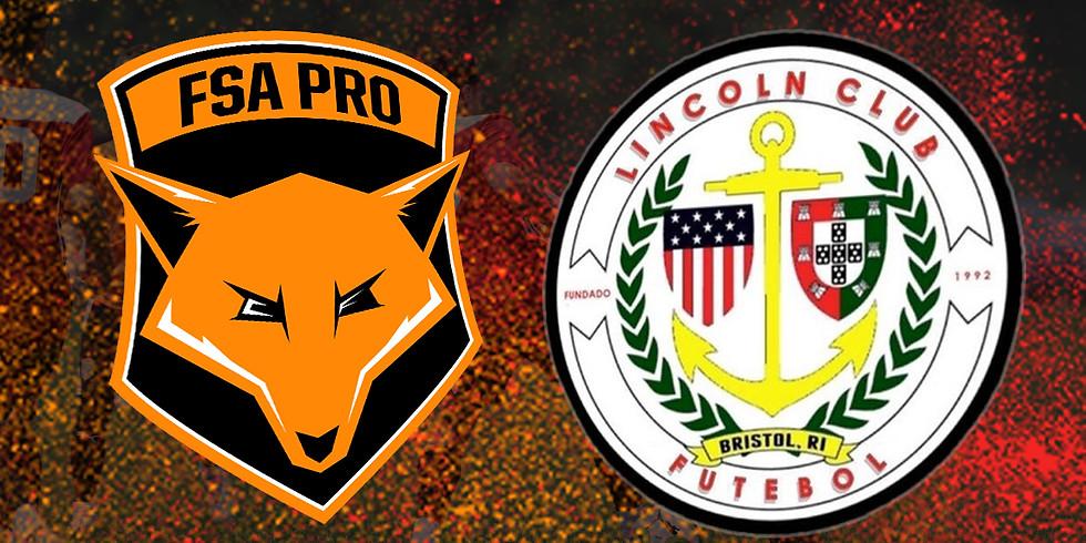 FSA PRO vs Lincoln FC