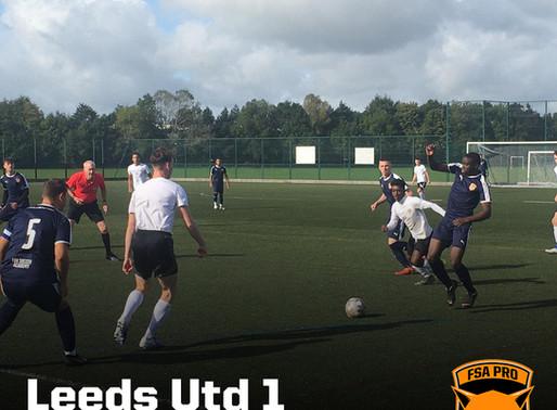Leeds United - FSA PRO (Cat. 2)