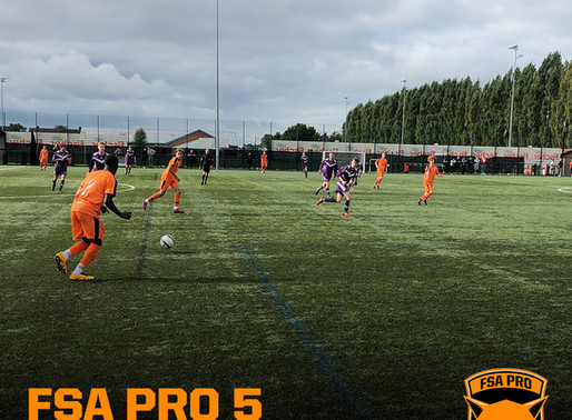 FSA PRO vs Loughborough College 5-2 (Cat. 1)