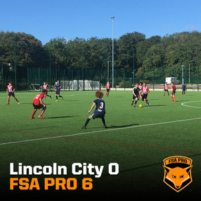 Lincoln City - FSA PRO 0-6 (Cat. 1)