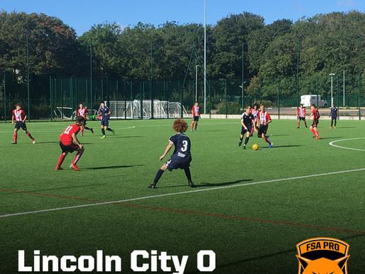 Lincoln City - FSA PRO 0-6 (Cat. 1)