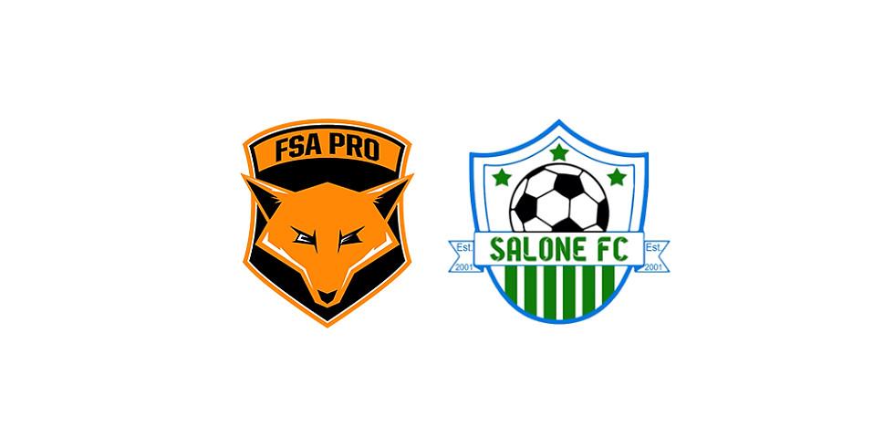 FSA PRO vs Salone FC