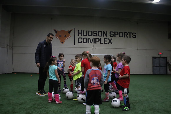 Little Foxes Columbus Day Clinic
