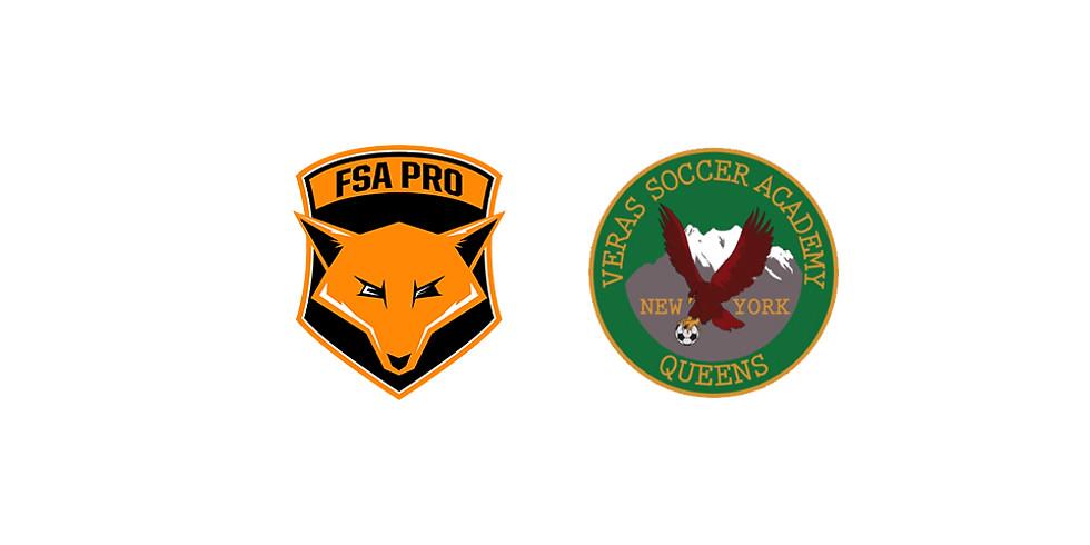 FSA PRO vs Sons of Queens FC