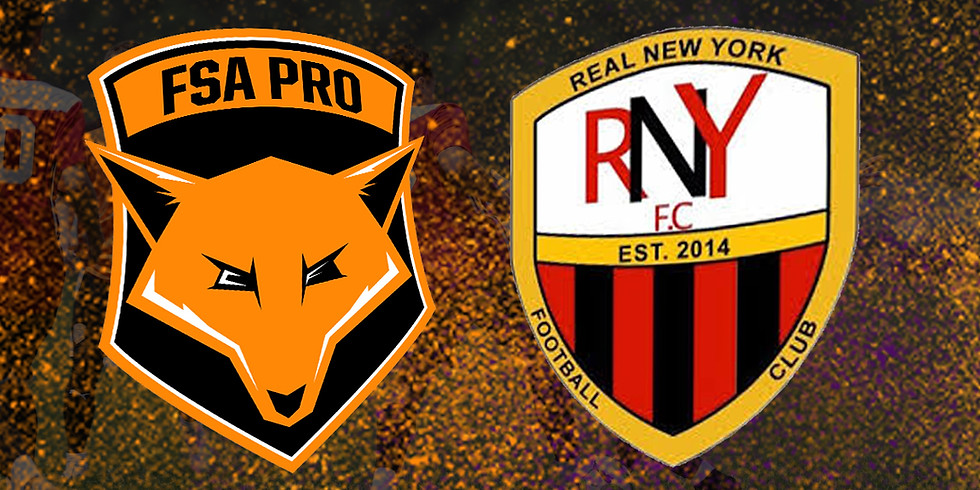 FSA PRO vs Real New York FC