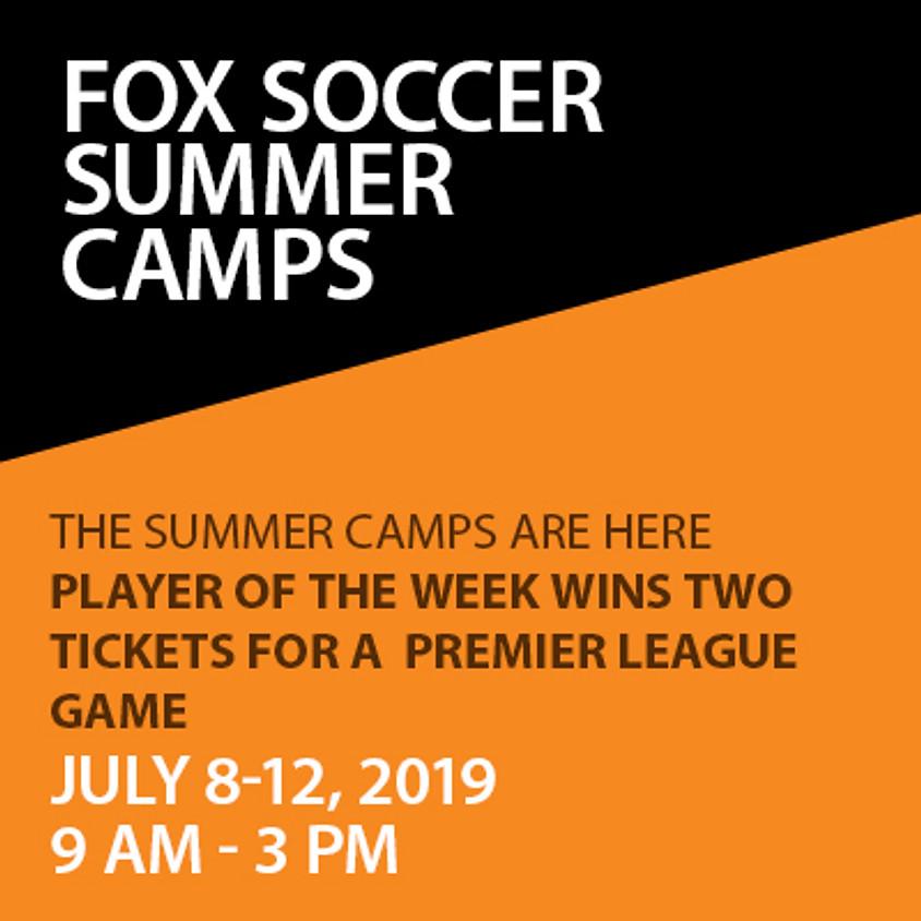 Fox Soccer Academy July Summer Camp
