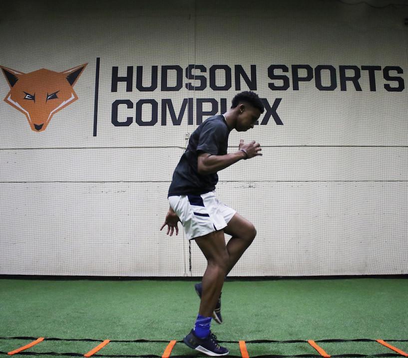 Rashad Hames - Hudson Sports Complex Athletic Training