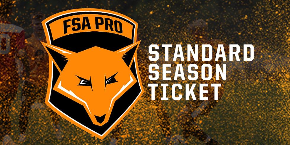 Standard Season Ticket