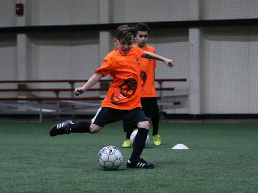 Fox Soccer Academy session a success