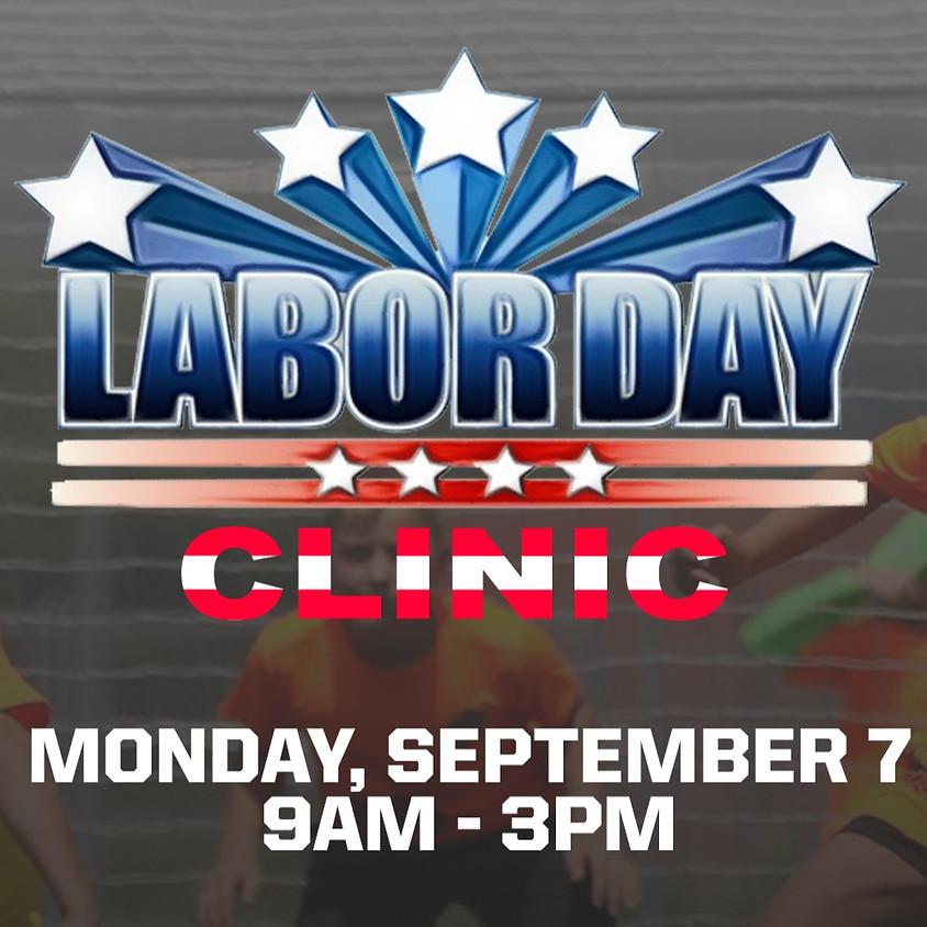 Labor Day Soccer Clinic