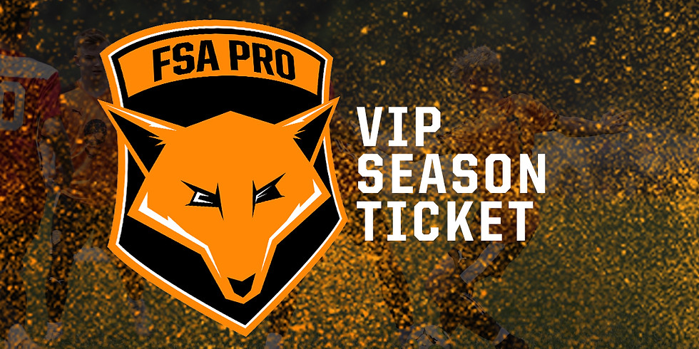 VIP Season Ticket