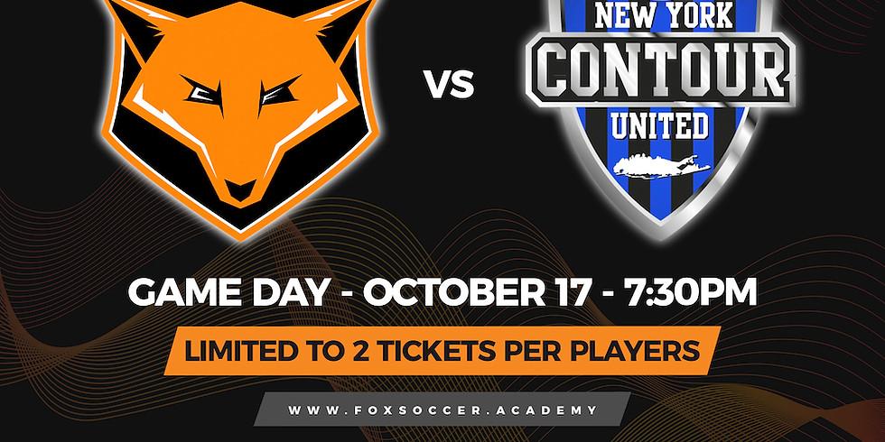 FSA PRO vs New York Contour United FC