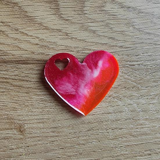 rōreka - heart tag