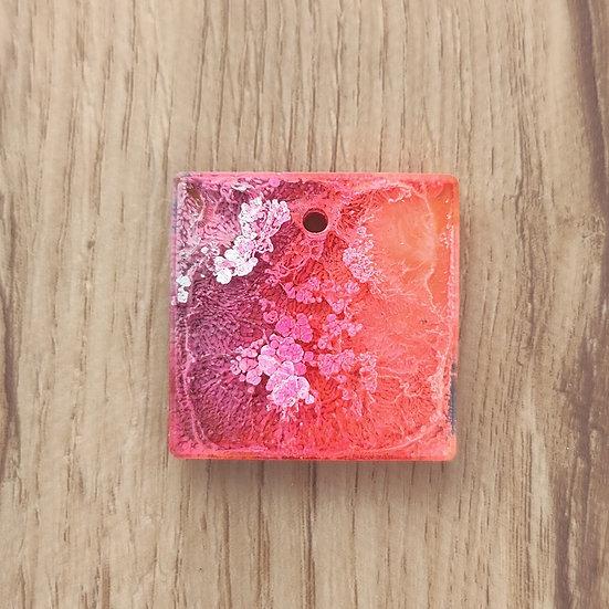 Mini Square Tag