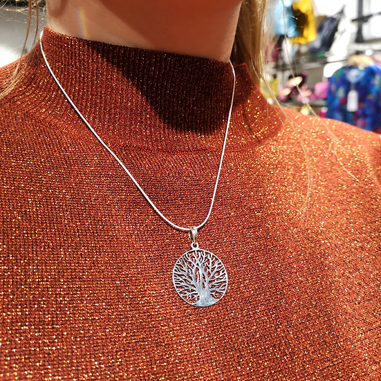 SIREN Tree of Life Large Necklace