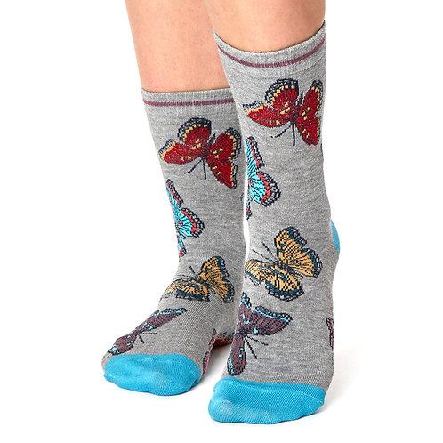 THOUGHT Butterflies Bamboo Socks