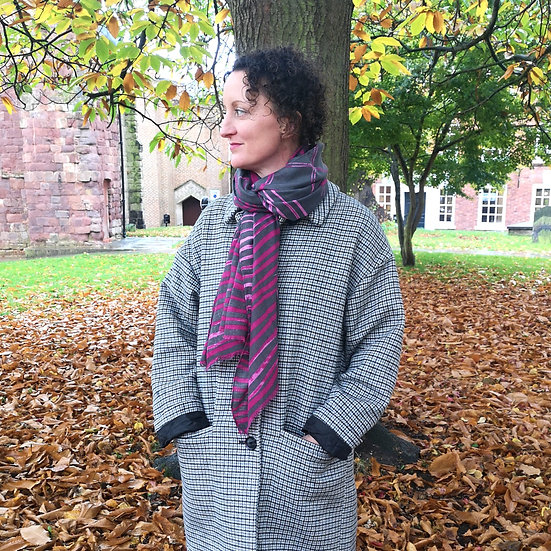 PURE Squiggle Scarf