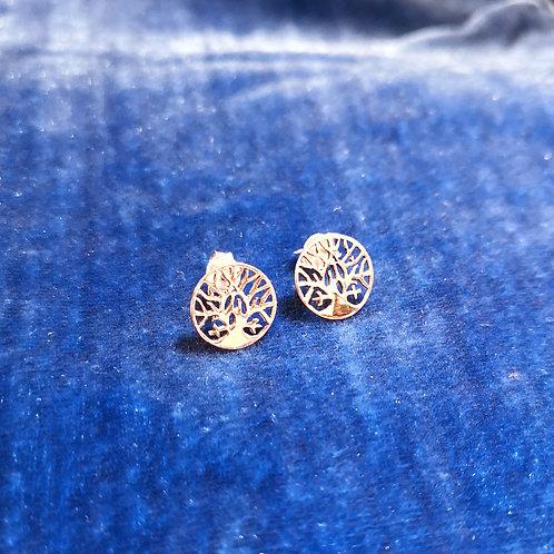 SIREN Tree of Life Stud Earrings