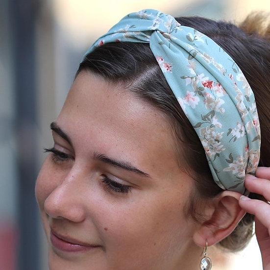 POM Floral Headband