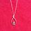 Thumbnail: SIREN Labradorite Pear Drop Necklace