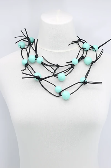 JIANHUI Knotted Necklace