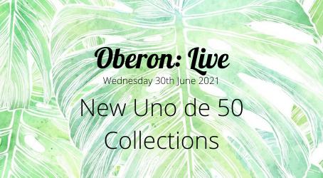Oberon: Live - New Uno de 50 Collections