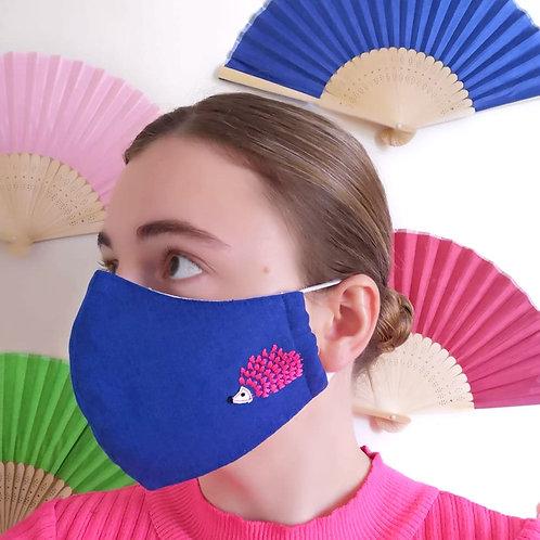 LUA Hedgehog Facemask
