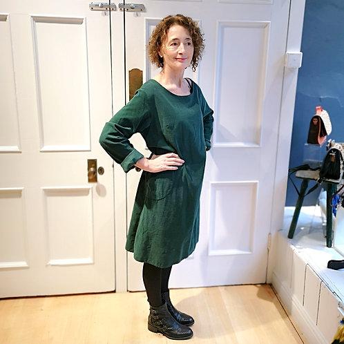 LOTTIE AND MOLL Cord Dress