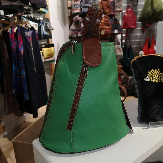 BAGITALI Small Triangle Backpack