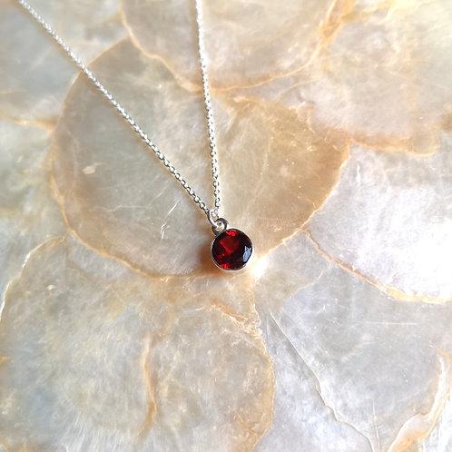 SIREN Birthstone Necklace