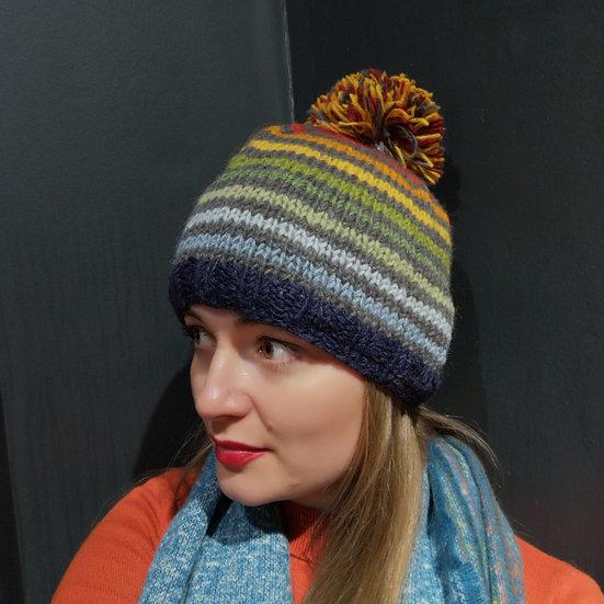 PACHAMAMA Bobble Hat