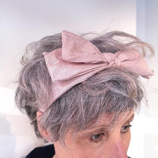 POM Bow Headband