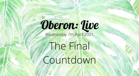 Oberon: Live - The Final Countdown