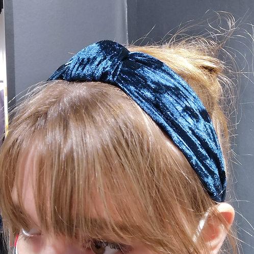 POM Velvet Headband
