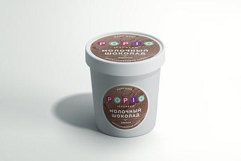 Молочный шоколад объем 420 мл