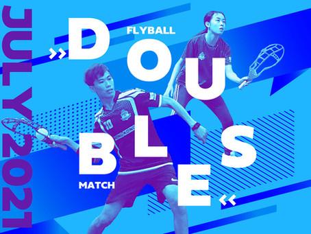 2021 七月 - 旋風球雙打賽 JULY - Flyball Doubles