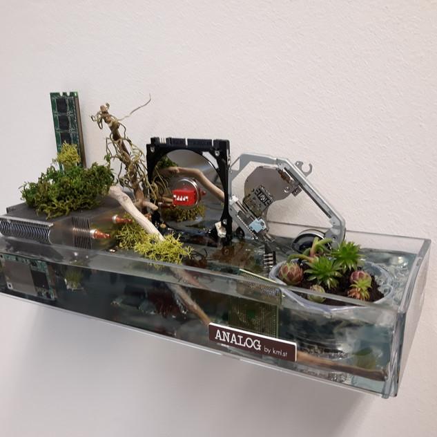 N & T 2018 - Sculpture I