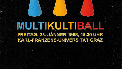 23.01.1998 - Erster MULTI-KULTI-BALL