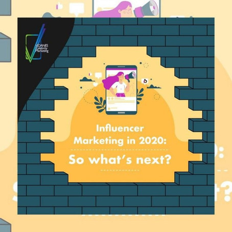 Influencer Marketing in 2020: So, What's Next?