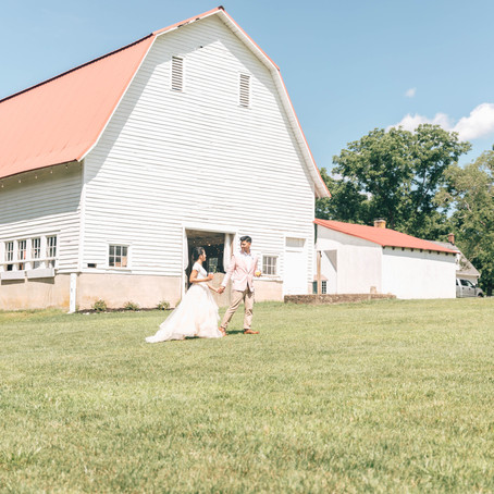 Cheerful Country Styled Shoot