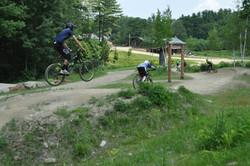 Landscape and park integration