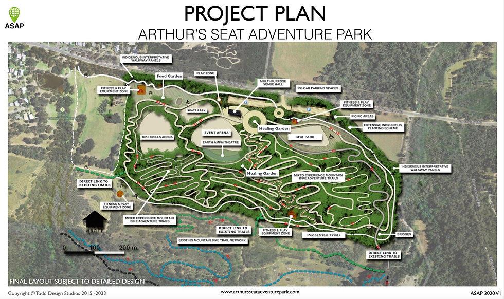Arthur's Seat Adventure Park Project Pla