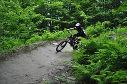 Landscape integrated trails